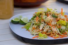 chinese chicken salad by shutterbean, via Flickr