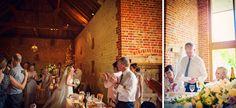 Beautiful #wedding at The Barn at Bury Court.