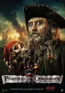 Pirati dei Caraibi - Oltre i Confini del Mare! Il Quarto Capitolo della Saga!