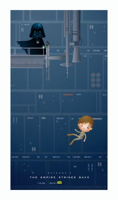 The Empire strikes back by Jerrod Maruyama