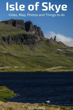 Things to do in Skye island - Discover the Jewel of Scotland with a list of 20 highlights (Fairy pools, Storr, Kilt rock...). This guide includes photos, video and a Map to help your plan your trip to the isle of Skye - http://www.zigzagonearth.com/things-to-do-in-skye-island-scotland/
