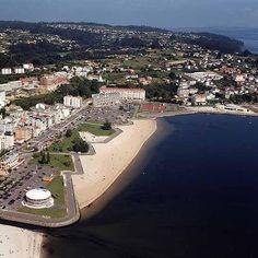Pueblo pesquero de Sada A Coruña