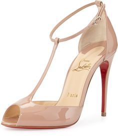 Christian Louboutin T-Strap - need to add these to my wardrobe!!