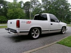 92 Chevy 454ss