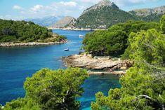 Calas de Mallorca: Las 10 Más Bonitas y Mejores River, Outdoor, Calla Lilies, Viajes, Outdoors, Outdoor Games, The Great Outdoors, Rivers