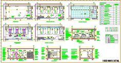 3 Bed Hospital Ward Room | Plan n Design