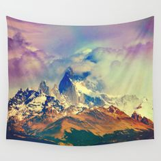 Creator. Wall Tapestry. #landscape #nature #photography #pop-surrealism