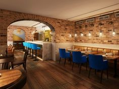 Apero at Ampersand boutique Hotel, London.