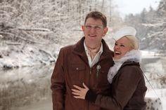 Hochzeit in Dornbirn, An der Achfurt, Feb 2009