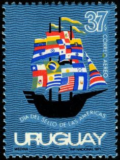 Flags on Stamps.......New Additions ! - Stamp Community Forum - Page 46