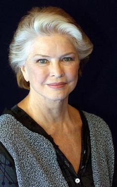 "Ellen Burstyn - 79 years She is lovely and was absolutely wonderful in ""The Divine Secrets of the Ya-Ya Sisterhood""."