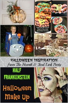 Halloween inspiratio