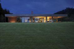 Atriumhaus am See Zech Architektur