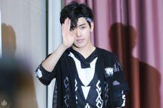 150726 #인피니트 Hoya - Youngpoong Bookstore Fansign