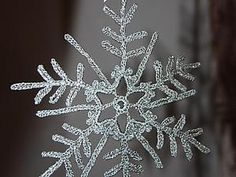 Мастер-класс по вязанию: снежинка на елку крючком - Творю, как чувствую. - Ярмарка Мастеров http://www.livemaster.ru/topic/1580836-master-klass-po-vyazaniyu-snezhinka-na-elku-kryuchkom