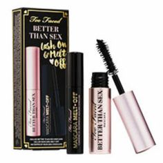Too Faced Better Than Sex Lash On