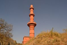minaret  daulatabad , india
