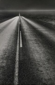 Robert Frank. U.S. 285, New Mexico, 1955.