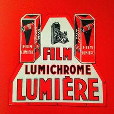 #Lumichrome #Film #Lumière