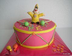 bumba cake/taart