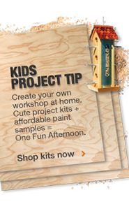 Register online for a FREE hands-on workshops; designed for children ages 5 - 12. Offered the 1st Saturday of every month at all The Home Depot stores between 9:00 a.m. – 12:00 p.m., workshops teach children do-it-yourself skills, tool safety and instill a sense of pride and accomplishment.