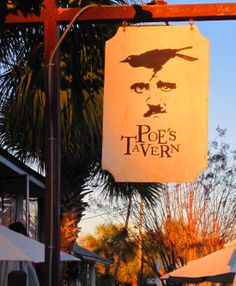 Even Edgar Allan Poe lived in Charleston...of course not without scandal.