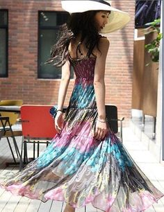 Boho Dresses for Your Bohemian Style