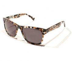Smoke/Black Commander Sunglasses
