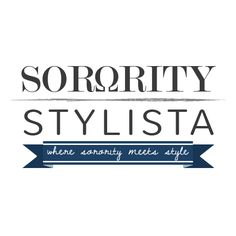 Sorority Stylista is your online destination for all things sorority and style.  Content is composed by stylistas who report on trends, styles, and fads.  If you are a college-aged woman who maintains both a present membership with a national sorority and who is presently enrolled in college/university, apply now to become a stylista! http://sororitystylista.com/join/