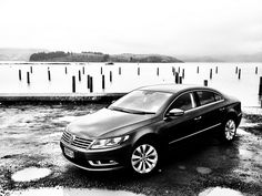Volkswagen CC TDi 2012. Taken in Lyttelton, Christchurch, New Zealand, by Miles Continental, via Flickr