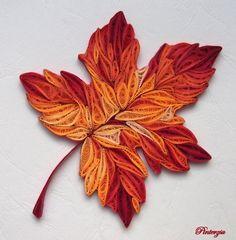 Autumn leaves by pinterzsu on deviantART   Amazing work!