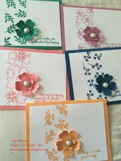 Stampin up 2016-2017 NEW IN COLORS. flirty flamingo. Emerald envy. Dapper denim. Sweet Sugarplum Peekaboo peach.