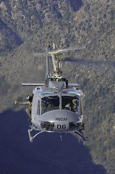 RNZAF UH-1H Huey
