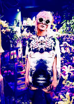 In Bloom   Valerija Kelava   Jason Kibbler #photography   Twin Magazine 6 Spring/Summer 2012