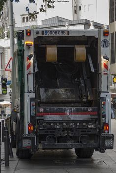 318 / 366 - Camión de Basura