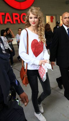 Target an Taylor Swift. Two of my favorite things ever.