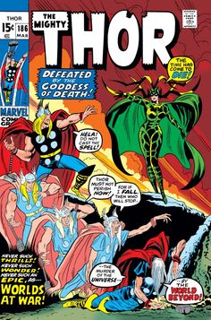 The Mighty Thor v1 #186
