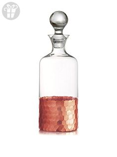 The Jay Companies 206532-GB Daphne Decanter, Copper (*Amazon Partner-Link)
