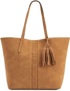 SONOMA Goods for LifeTM Winona Laced Tassel Tote