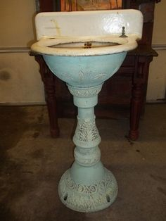Beautiful Antique Victorian Cast Iron Sink Https://www.facebook.com/pickersplayground