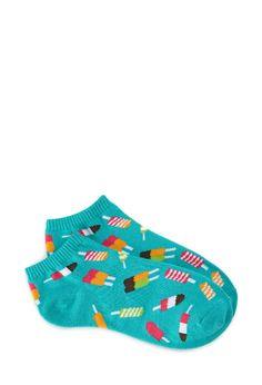 Popsicle Ankle Socks