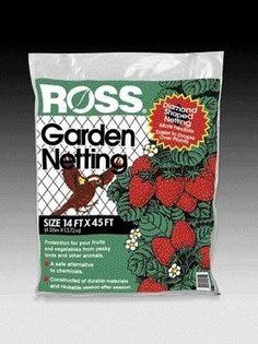 BND 297852 EASY GARDENER - Ross Garden Netting 15720 by BUYNOWDIRECT. $28.00