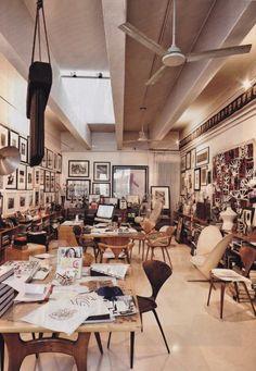 carla sozzani's office