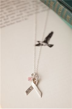for hope {2014} necklace {sterling silver}