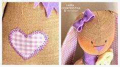 Hand made kids: Miss Lavender Poppy