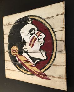 Florida State Seminoles Sign / Florida State by PalletsandPaint