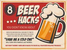 Beer Hacks To Drink Smarter