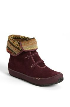 Ahnu 'Himalaya' Bootie | Nordstrom CUTE!!! I would sooo wear these! :)