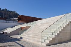 Lamego Multi Purpose Pavillion / Barbosa