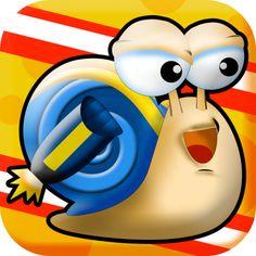 Featured Game :Rocket Snail http://www.thegreatapps.com/apps/rocket-snail